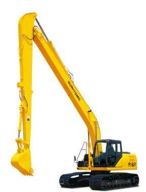 住友SH240-5LR液压挖掘机