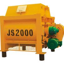恒豪JS2000混凝土搅拌机