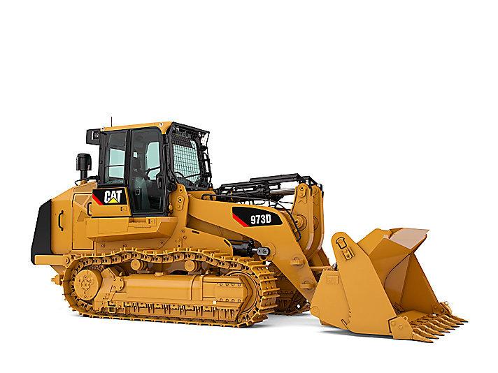 卡特彼勒CAT®973D履带式装载机