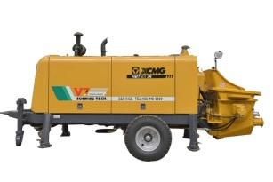 徐工HBT6013K拖泵