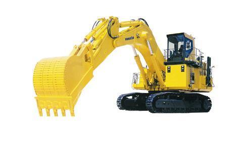 小松PC2000-8履带式液压挖掘机