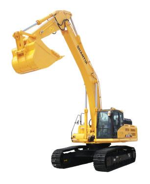 山推SE370LC-9挖掘機