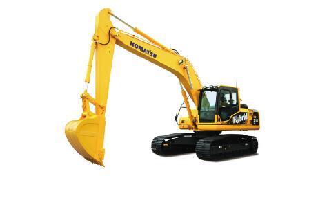 小松HB215LC-1M0液压挖掘机
