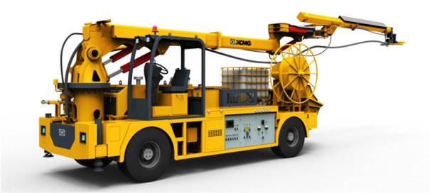 徐工HPS30KI混凝土噴漿車