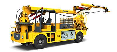徐工HPS30KI混凝土喷浆车