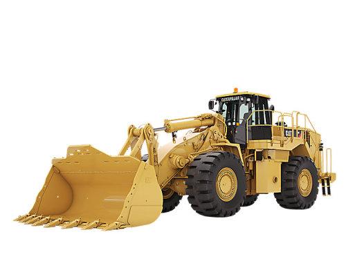 卡特彼勒CAT®988H大型轮式装载机