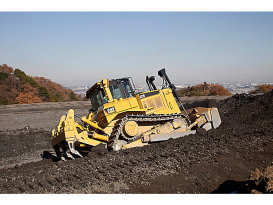 卡特彼勒CAT®D7R履带式推土机