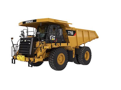 卡特彼勒775G非公路卡车
