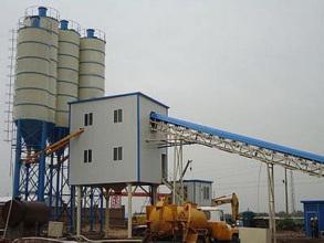 合元建机HZS1000混凝土搅拌站高清图 - 外观