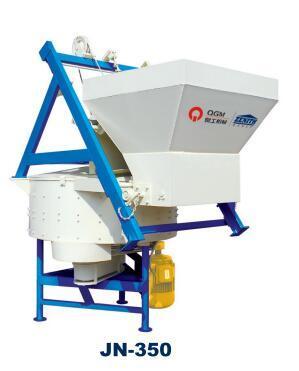 泉工JS-350搅拌机