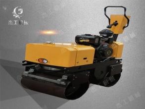 杰工SDJG-635手扶振动压路机高清图 - 外观