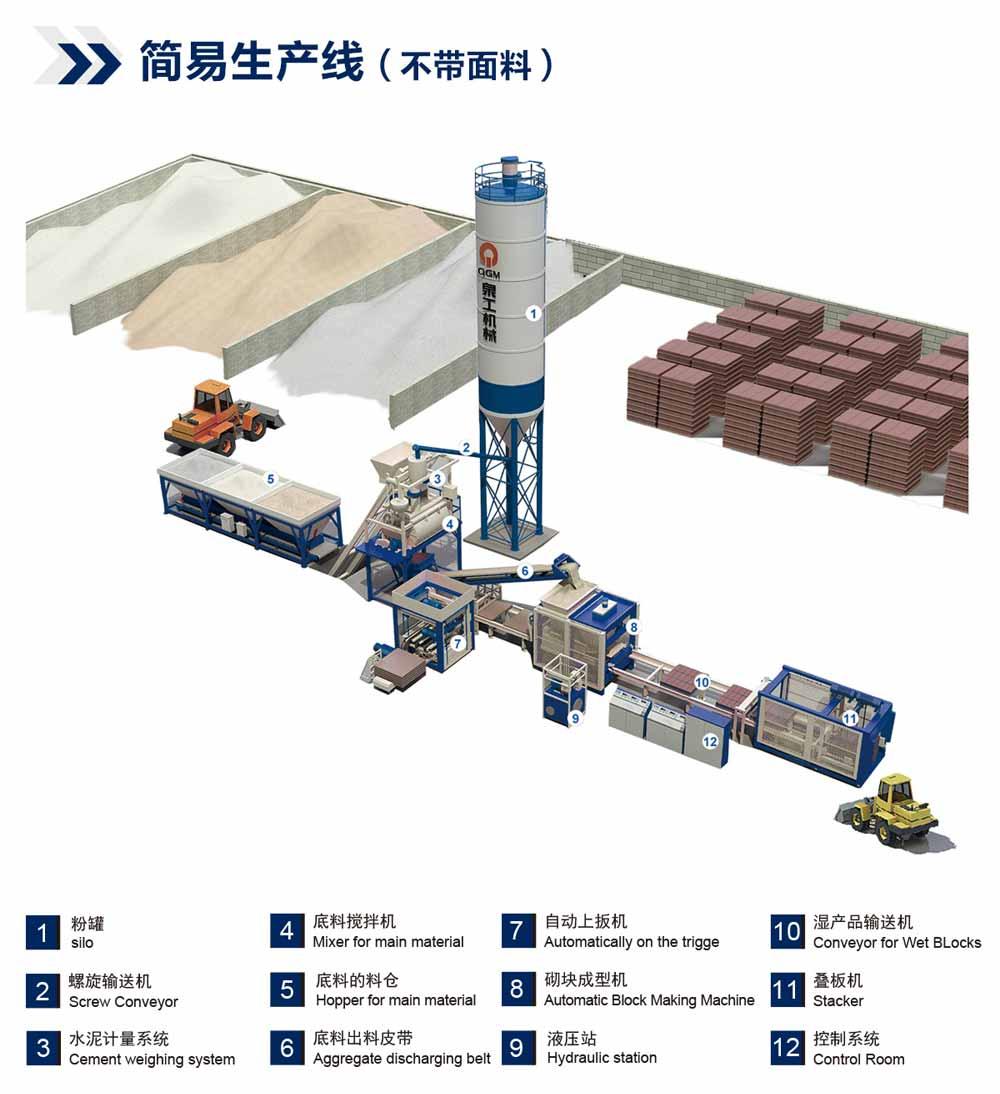 透水砖设备厂家