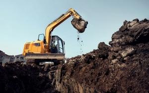 柳工CLG9075E挖掘机