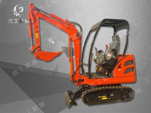杰工SDJG-1.8小型挖掘机