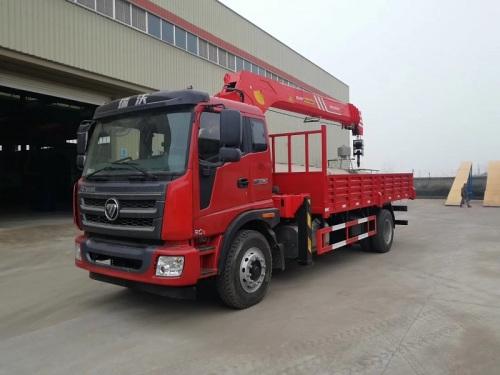 程力BJ1185VLPEN-FA福田6.3吨三一随车吊