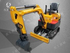 杰工SDJG-0.8小型挖掘机