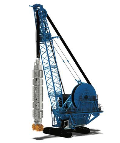 土力机械SC-200双轮铣高清图 - 外观