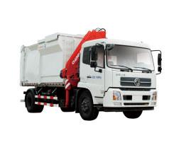国机常林CHL5160ZZZD5型自装卸式垃圾车