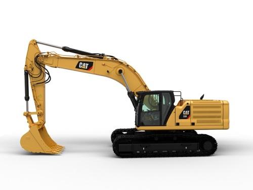 卡特彼勒新一代Cat?336液压挖掘机