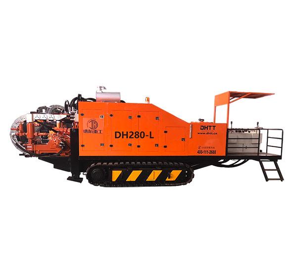 德航重工DH280B-L水平定向钻高清图 - 外观