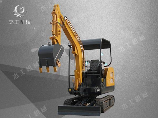 杰工SDJG-1.5小型挖掘机
