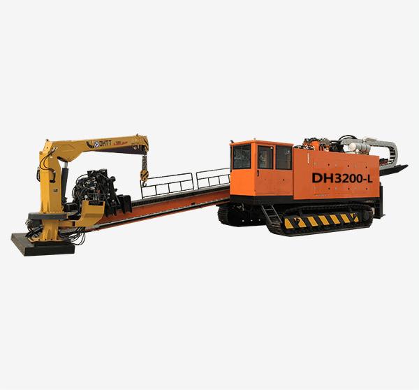 德航重工DH3200-L水平定向钻