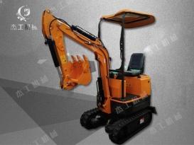 杰工SDJG-1.0小型挖掘机