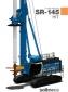 土力机械SR145旋挖钻机