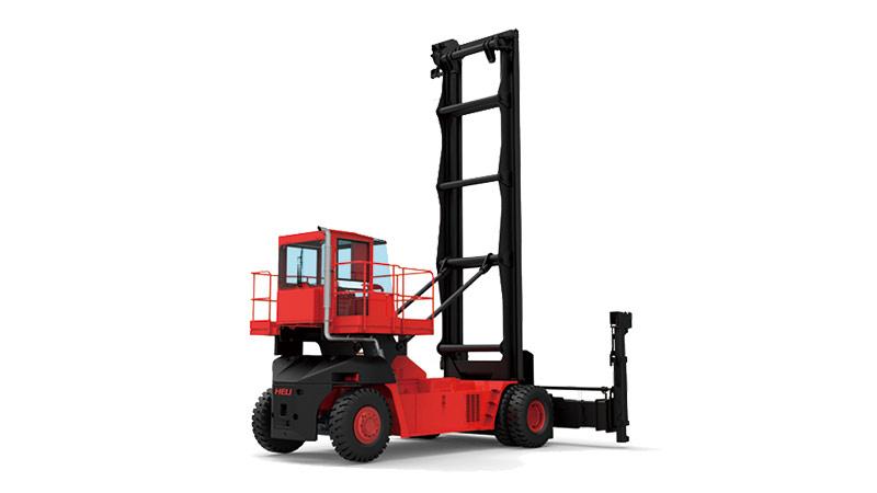 安徽合力18吨堆高机高清图 - 外观