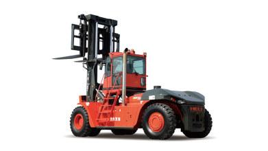 安徽合力G系列 28-32吨内燃平衡重叉车高清图 - 外观