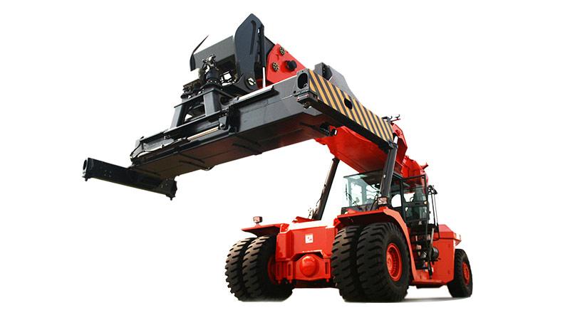 安徽合力45吨正面吊高清图 - 外观
