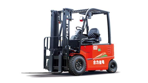 安徽合力G系列 2-2.5吨锂电池平衡重式叉车