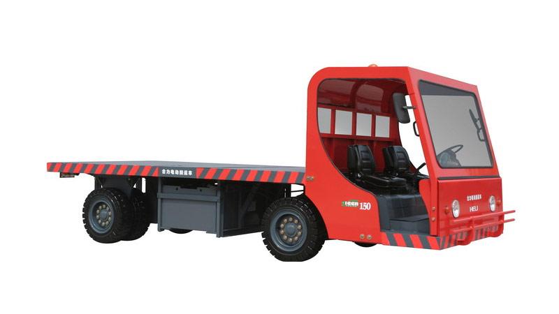 安徽合力G系列15-30吨交流电动固定平台搬运车高清图 - 外观