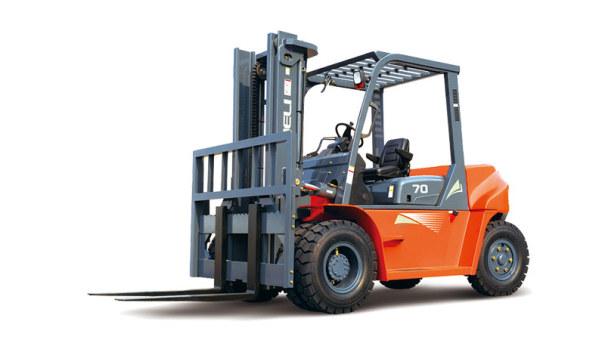 合力G系列 5-7吨柴油/汽油/液化气平衡重式叉车