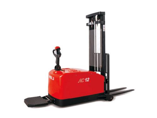 安徽合力G系列 1.2吨平衡重式电动堆垛车