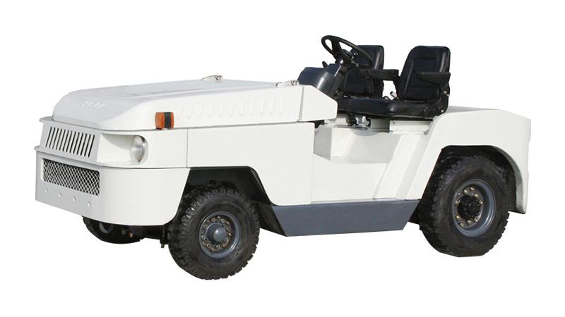 安徽合力H2000系列2-2.5吨内燃式汽油牵引车高清图 - 外观