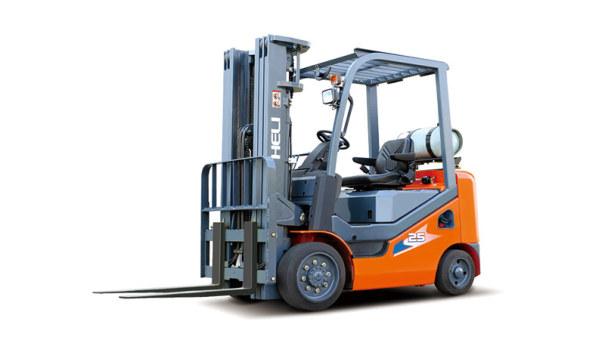 安徽合力H3系列 2-3.2吨小轴距汽油/液化气平衡重式叉车