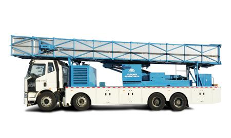 宇通重工YTZ5312QJ11D522HP桥梁检测车