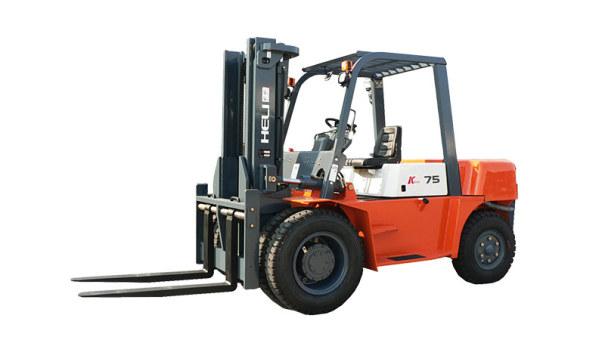 合力K系列 7.5吨柴油平衡重式叉车(含石材车)