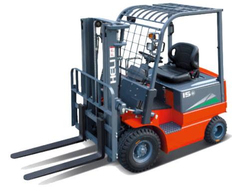 安徽合力H3系列 1.5-2.5t蓄電池平衡重式冷庫專用叉車