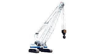 宇通重工YTQU100B基础施工专用履带吊