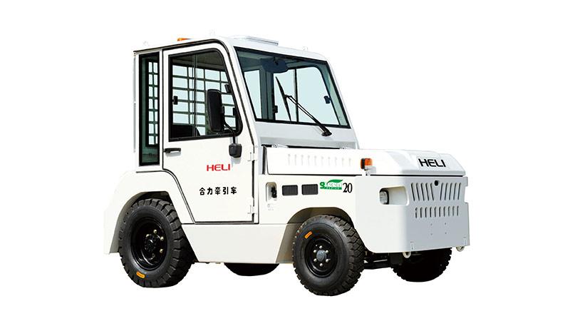 安徽合力G系列2-2.5t内燃牵引车高清图 - 外观