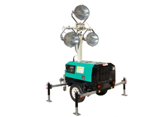 宜迅YX-ZM41C拖车式照明机械