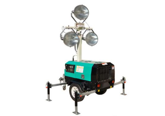 宜迅YX-ZM41C拖車式照明機械