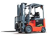 合力四支点 G系列2-3.2吨小轴距蓄电池平衡重式叉车