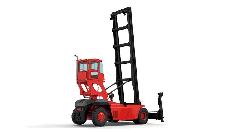 安徽合力25吨堆高机高清图 - 外观