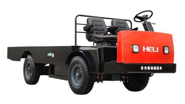安徽合力G系列2-5吨交流电动搬运车