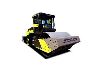 中联重科ZRS3135E单钢轮双驱压路机高清图 - 外观