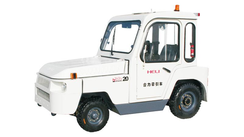 安徽合力H2000系列2.0-3.0吨内燃式柴油牵引车高清图 - 外观