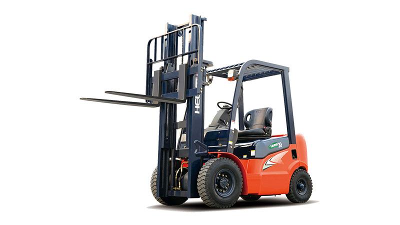安徽合力G2系列 2-3.5吨内燃平衡重式叉车高清图 - 外观